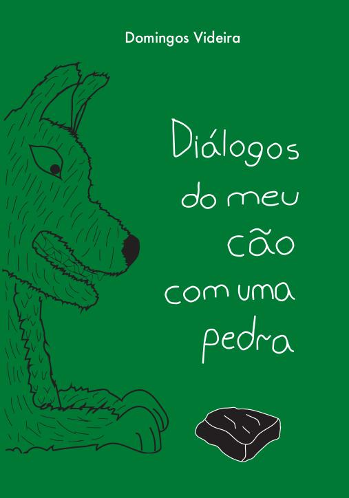 capa de diálogos do meu cao com uma pedra